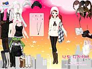 Barbie a la Moda de la Ciudad