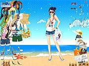 Vestirse en la Playa