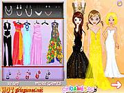 Vestir Barbie en Concurso de Moda