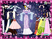 juego vestir foto 8 Bonitos Vestidos de Barbie