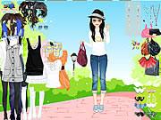 Juego de Vestir a la moda
